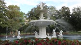 carvalho : Fountain in Forsyth Park, Georgia