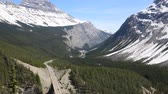 Icefield Parkway, Jasper NP, Canada