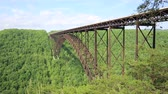 appalachian : New River Gorge Bridge, West Virginia