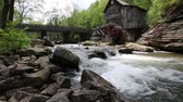 appalachian : Rocks and Glade Creek, West Virginia