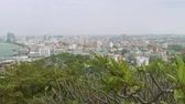 кхмерский : View of Pattaya from view point of Pattaya City Publilc Park