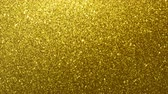 эффекты : Golden glimmered seamless loop abstract motion background