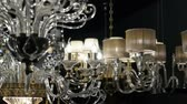vitoriano : Various luxurious chandeliers