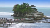 tanah lot : Tanah Lot Temple, the most important hindu temple of Bali, Indonesia