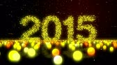 4k : Happy New Year 2015 Zoom - 4K Resolution Ultra HD (UHD)
