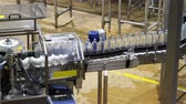 engarrafado : water bottle conveyor industry