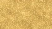 Gold glitter motion background. Seamless loop abstract holiday animation. Стоковые видеозаписи