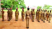 ランク : National Cadets Corps (NCC) Students Republic Day Parade preparation