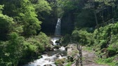 Banjo Waterfall in Izu Peninsula