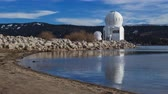 počasí : Solar Observatory on Big Bear Lake (Daytime)