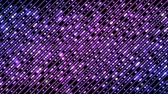 Colorful Diagonal Beams Pattern and Light Animation - Loop Pink Purple Stock Footage