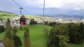 автомобиль : Switzerland Lucerne Pilatus mountain Cable Car