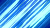 comics book : Blue Diagonal Anime Speed Lines. Anime motion background Stock Footage
