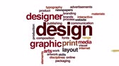 word cloud : Design animated word cloud