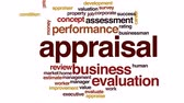 appraiser : Appraisal animated word cloud.
