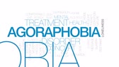 kurtuluş : Agoraphobia line animated word cloud, text design animation. Kinetic typography.