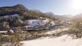 баварский : winter snow bavaria germany alps berchtesgaden koenigssee