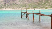 Крит : balos beach crete island greece sea