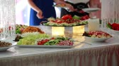 saláta : catering wedding buffet for events