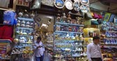 porcellana : ISTANBUL, TURKEY - JUNE 6, 2016: The central and largest city in the Grand Bazaar, with many shops and workshops: JUNE 6, 2016 in Istanbul, Turkey