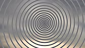 spirally : The hypnotizing spiral turining with sky and clouds. Stock Footage