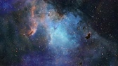 鍵穴 : Flying into the cosmic nebulae of the infinite universe 1 動画素材