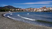 Banyuls-sur-Mer, Languedoc-Roussillon in Frankreich