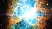 astrologia : 3d animation of the Crab Nebula rendered in UHD 4K.