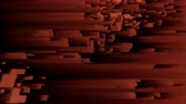 interference : 4K Abstract Glitch Technology Background. Seamless Loop. Stock Footage