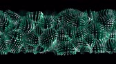 neural network : Beautiful Abstract Motion Background.. 4k Ultra HD 3840x2160. Seamless Loop