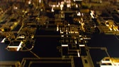 ランニング : 4K Abstract Futuristic Motherboard Circuit. Highly realistic CGI animation.