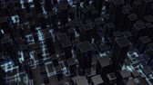 nocciolo : 4K Futuristic Multiple Core Processing Unit. High quality CGI animation.