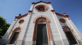 article : in italy Voltorre ancient building for religion and catholic abbey