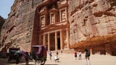 siq : people in the antique speople in the antique site of Petra in Jordan the beautiful wonder of the worldite of petra in jordan the beautiful wonder of the world