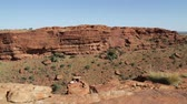 sobrevivência : in australia the kingd canyon nature wild and outback