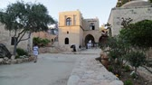 nicosia : in cyprus the old church and the historical heritage of history