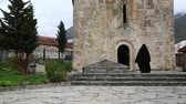 azerbaijan : in azerbaijan sheki the old architecture in the town protect by unesco