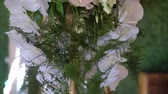 matrimoni : Table decoration at the party event in restaurant