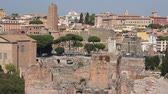 régészet : Views from around the ancient Italian city of Rome.