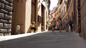 toscana : Scenes from around Montepulciano. Stock Footage