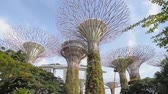Gardens by the Bay in Singapore.