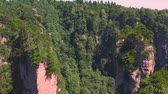 hilly : Most Beautiful Places in China-Zhangjiajie, Zhangjiajie National Forest Park.