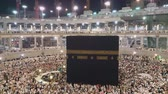 islam : Mecca pilgrimage to the sacred festival