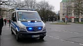 elite : Munich  Germany - February 16 2018 : Huge amount of police controlling the streets of Munich and taking care to guide all politicians to the Munich Security Conference
