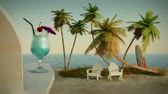 (1191) Romantic Tropical Beach Ocean Getaway Escape Vacation Adventure
