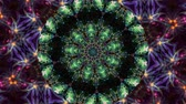 Kaleidoscope flower background