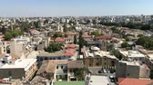 chipre : NICOSIA, CYPRUS - SEPTEMBER 24, 2018: The city center of the southern side of Nicosia, Cyprus