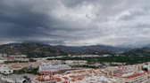 em pé : timelapse of the people of Granada almuñecar