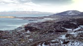 montanha : Ushuaia, The Worlds Southernmost City