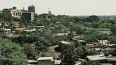 terceiro : Asuncion City, The Capital And Largest City Of Paraguay.